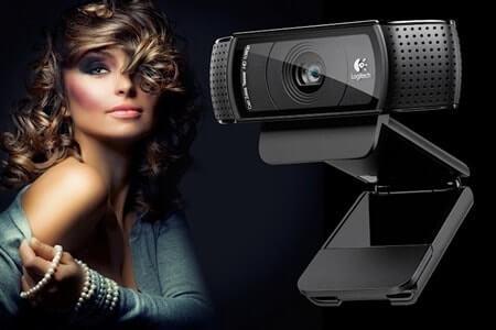 Как заработать веб моделью - HD камера